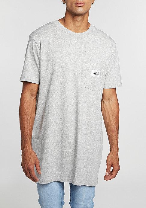 Cheap Monday Dragged Pocket grey melange