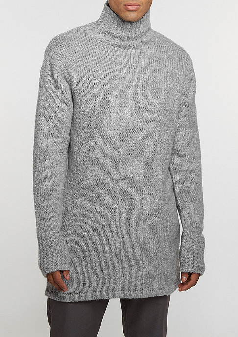 Cheap Monday Sweatshirt Blunt Knit grey melange