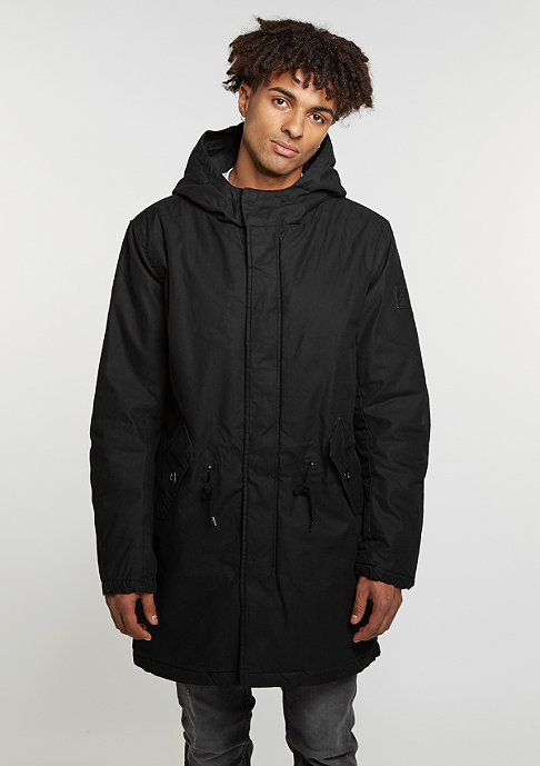 Cheap Monday Winterjacke Cage Parka black