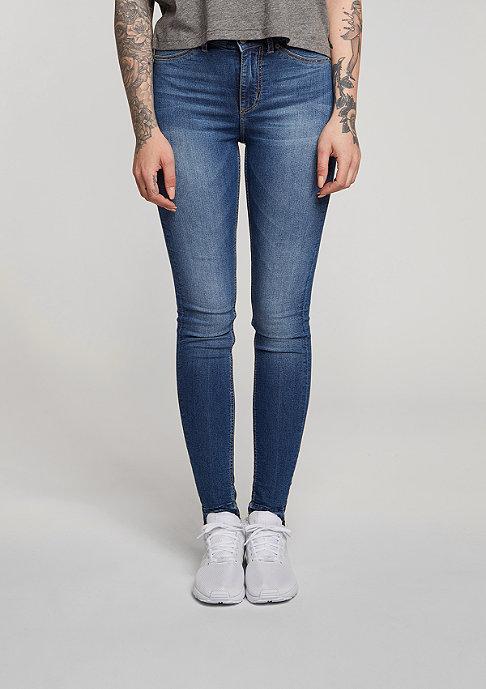 Cheap Monday Jeans High Spray true blue