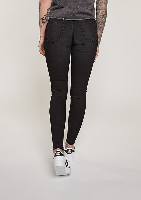 Cheap Monday Jeans High Spray fuel black