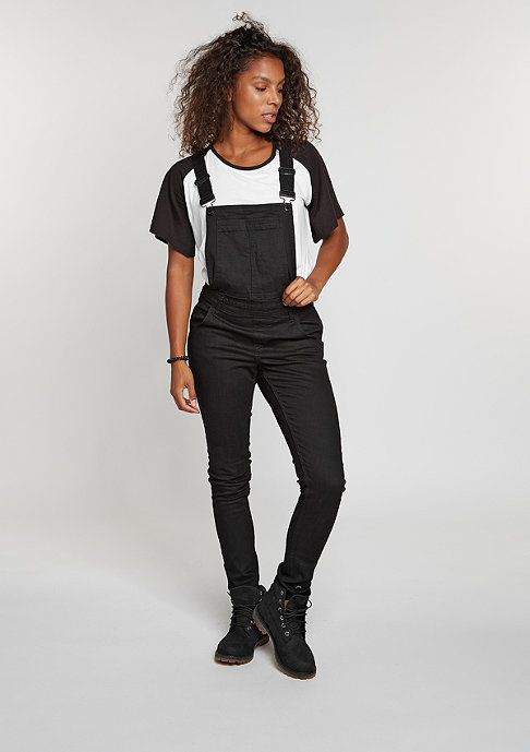 Cheap Monday Jeans Dungaree new black