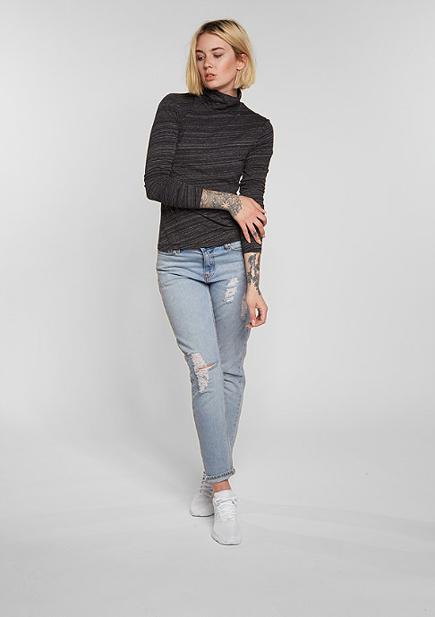Cheap Monday Ride Top black spacemelange