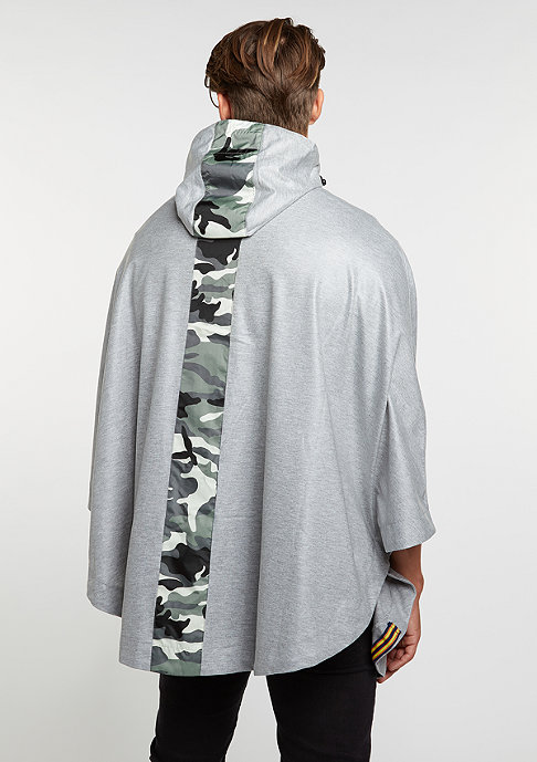 FairPlay Übergangsjacke ROUBAIX grey