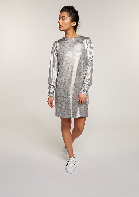 Cheap Monday Kleid Sound silver