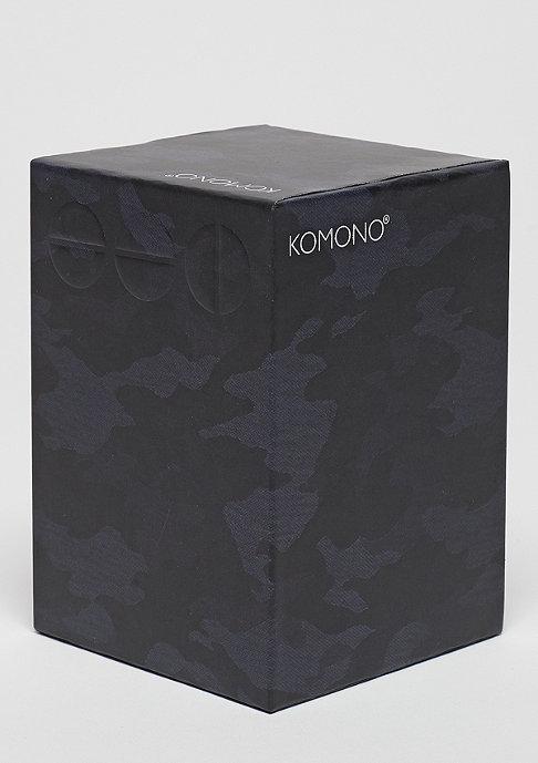 Komono Winston Print camo black