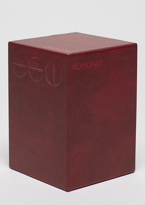 Komono Winston Regal red