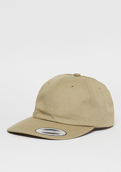 Flexfit Basbeall-Cap Low Profile Cotton Twill khaki