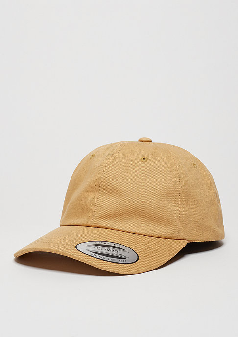 Flexfit Baseball-Cap Low Profile Cotton Twill curry