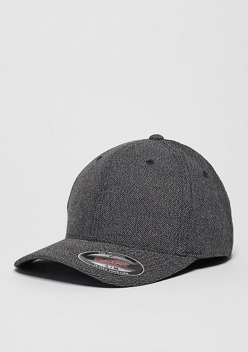 Flexfit Baseball-Cap Melange black