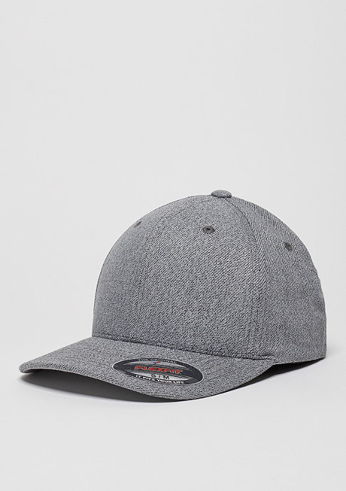 Flexfit Baseball-Cap Melange grey