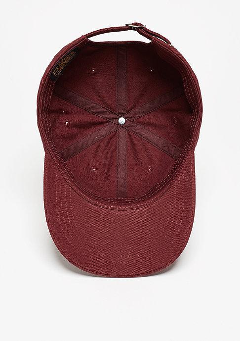 Flexfit Low Profile Cotton Twill maroon