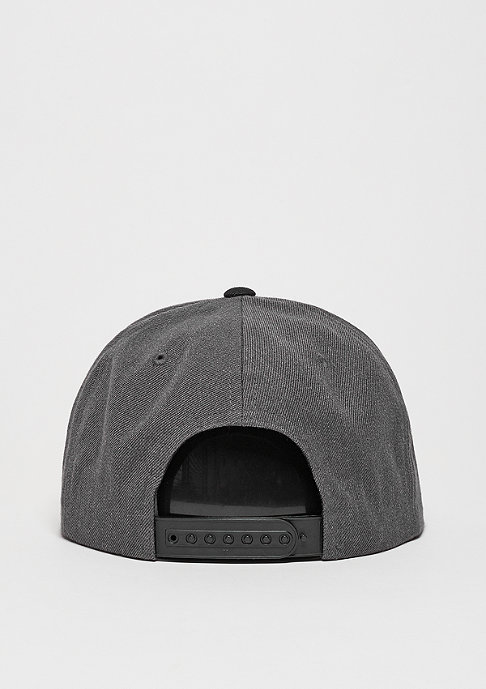 Flexfit Classic 2-Tone charcoal/black