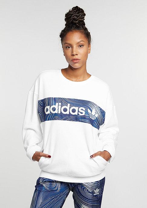 adidas BG Crew white