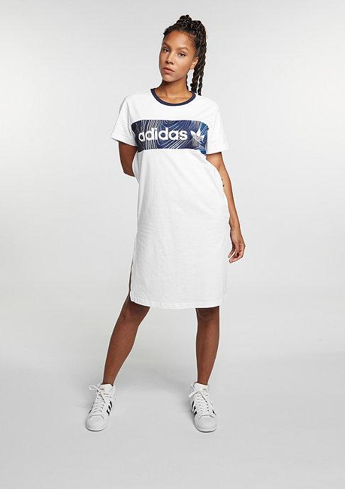 adidas Kleid BG BF Tee Dress white