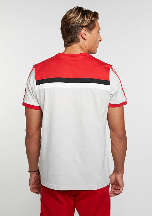 adidas T-Shirt CLFN talc/scarlet