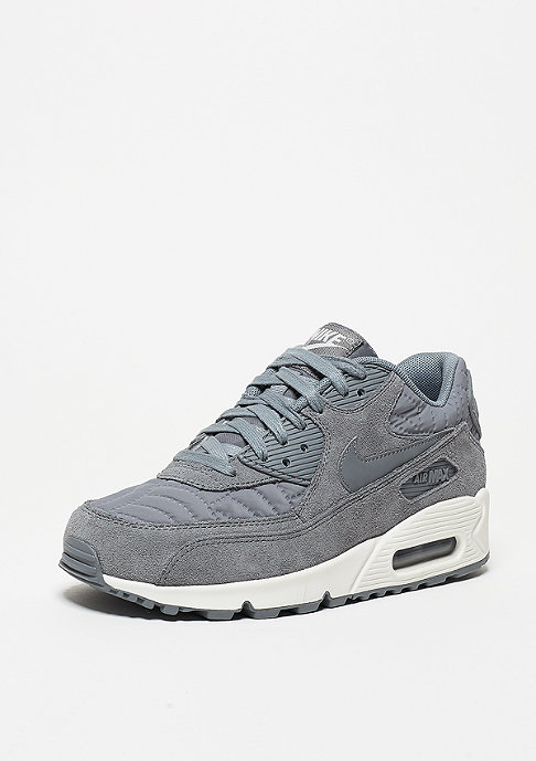 NIKE Air Max 90 Premium cool grey/cool grey/ivory