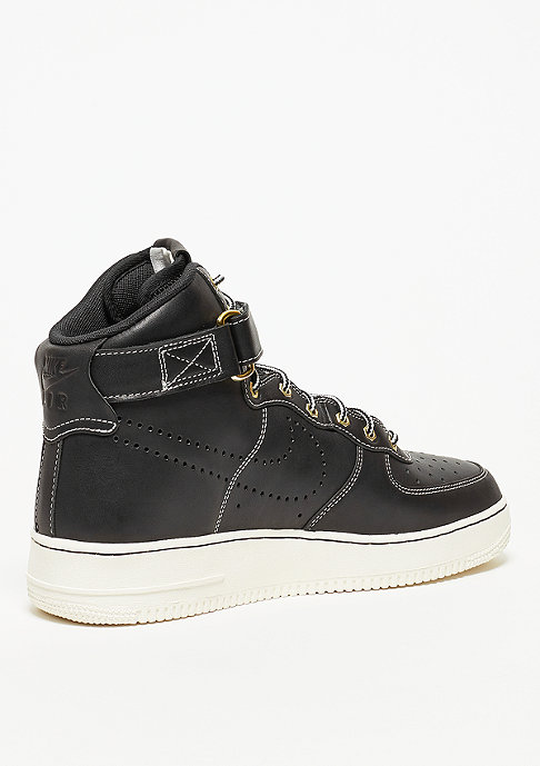 NIKE Air Force 1 High 07 LV8 black/black/sail