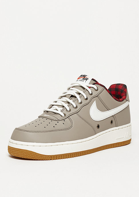 NIKE Air Force 1 07 LV08 light taupe/silver/yellow