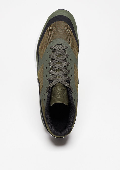 NIKE Laufschuh Air Max Ultra BW dark loden/black/white