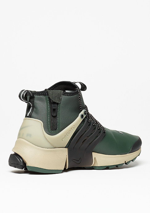 NIKE Air Presto Utility Mid-Top grove green/black/khaki