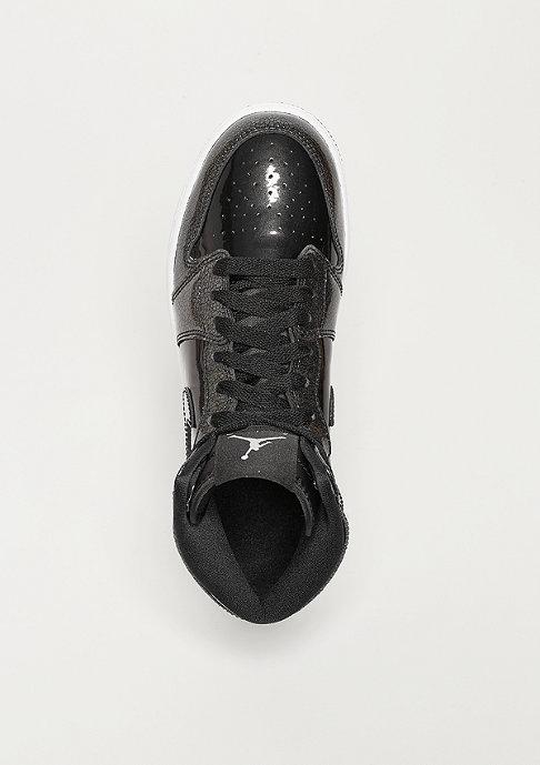 JORDAN Basketballschuh Air Jordan 1 Retro High black/black/white