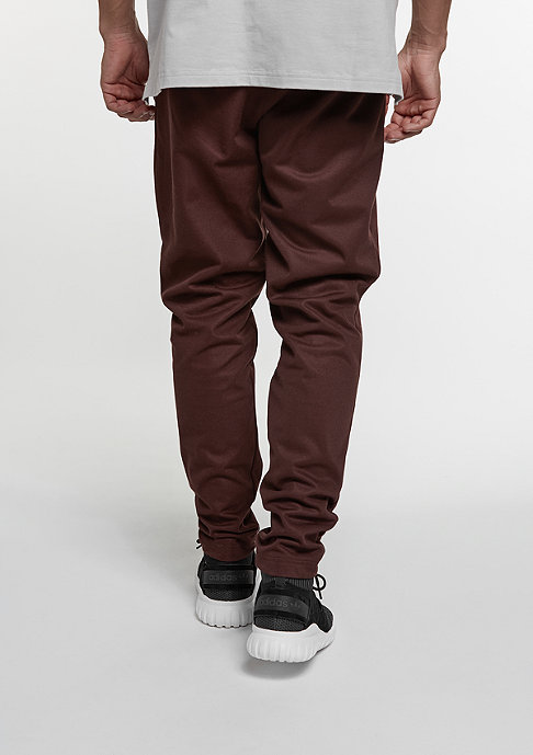adidas Fitted Track Pant mystery brown
