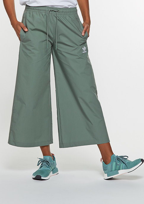 adidas Sailor Pant Wideleg stone green