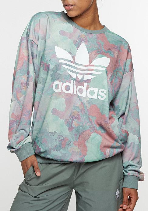 adidas Oversized multicolor