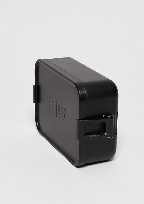 SNIPES Lunchbox black