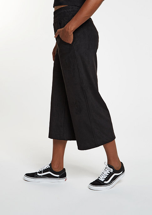 Flatbush Trainingshose Suede Culotte black
