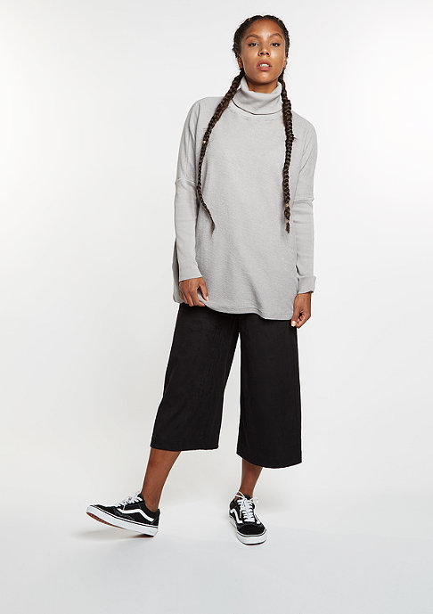 Flatbush Suede Culotte black