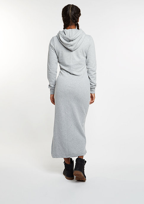 Flatbush Maxi Hoody grey