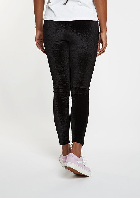 Flatbush Velvet Leggings black