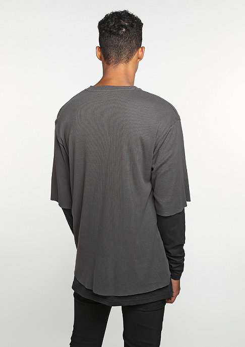 Future Past Layering grey/black