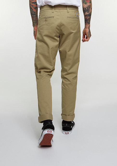 Carhartt WIP Sid leather