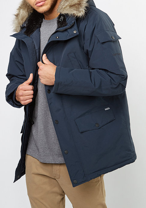 Carhartt WIP Jacke Anchorage Parka navy/black