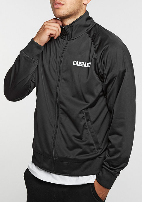 Carhartt WIP Trainingsjacke College Track black/white