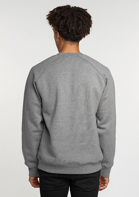 Carhartt WIP Chase dark grey heather