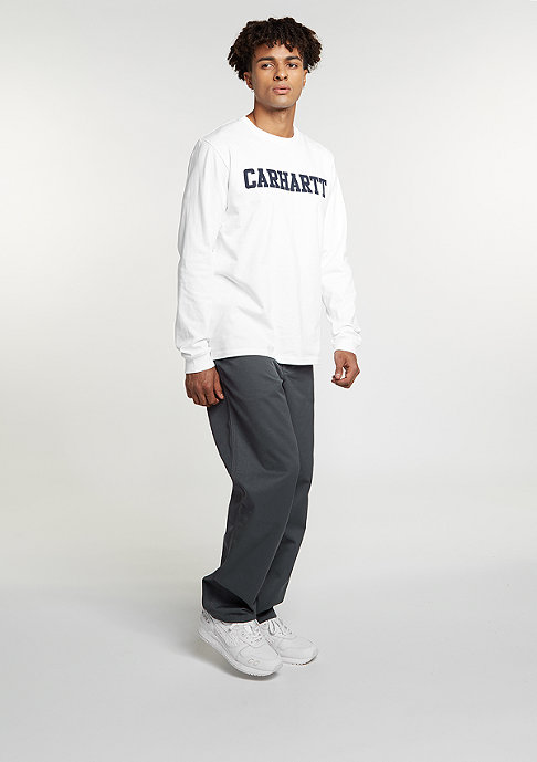 Carhartt WIP College white/navy