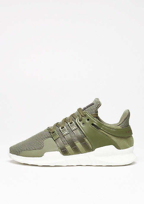 adidas Equipment Support ADV olive cargo/olive cargo/red