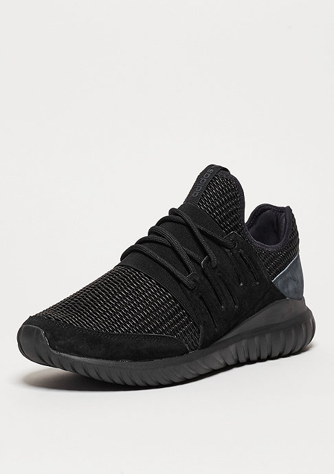 adidas Tubular Radial core black/core black/dark grey