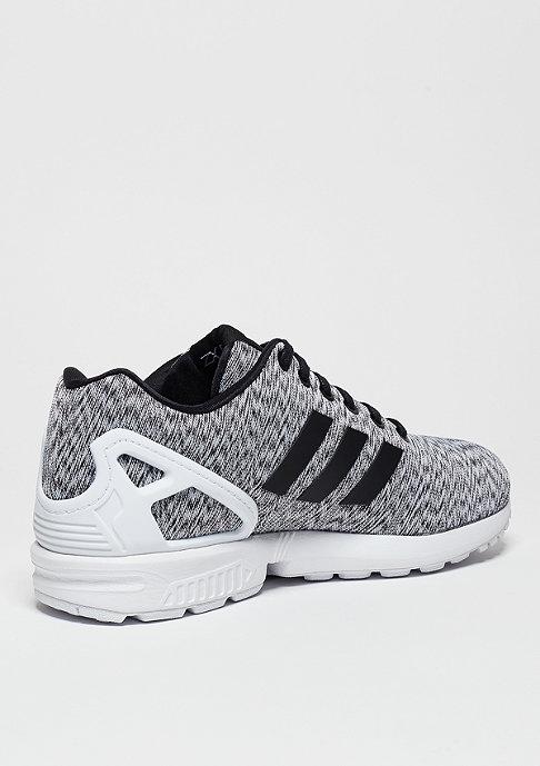 adidas Laufschuh ZX Flux white/core black/core black