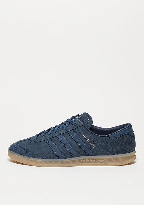 adidas Hamburg mineral blue/mineral blue/metallic silver