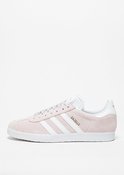 adidas Gazelle ice purple/white/gold metal