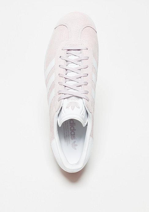 adidas Gazelle ice purple/white/gold metal