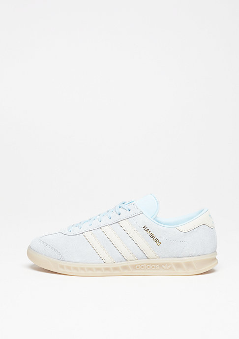 adidas Schuh Hamburg ice blue/off white/off white