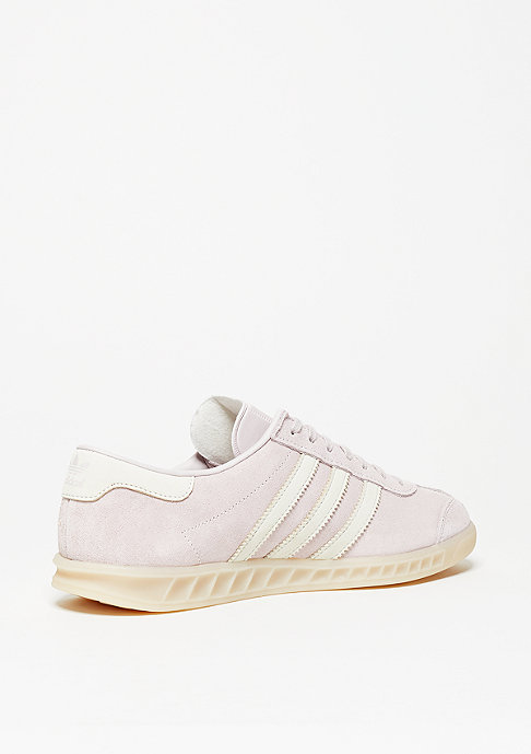 adidas Schuh Hamburg ice purple/off white/off white