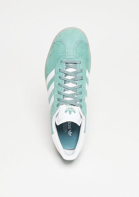 adidas Gazelle vapour steel/white/metallic silver