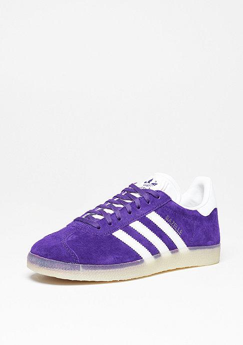 adidas Gazelle unity purple/white/metallic silver
